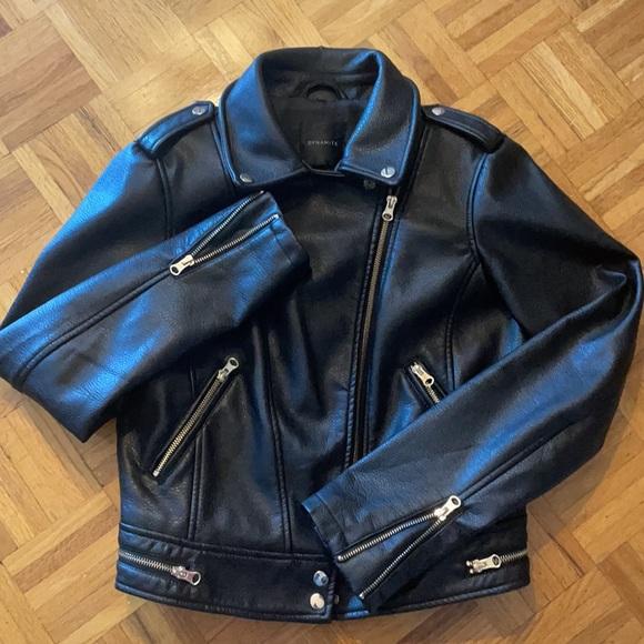 Dynamite Biker Jacket
